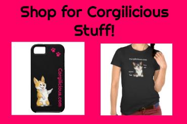 corgilicious shop zazzle
